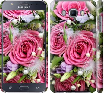 Чехол на Samsung Galaxy J7 (2016) J710F Нежность
