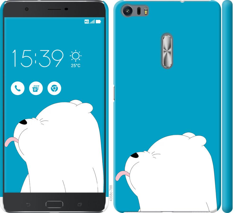 Чехол на Asus Zenfone 3 Ultra ZU680KL Мишка 1