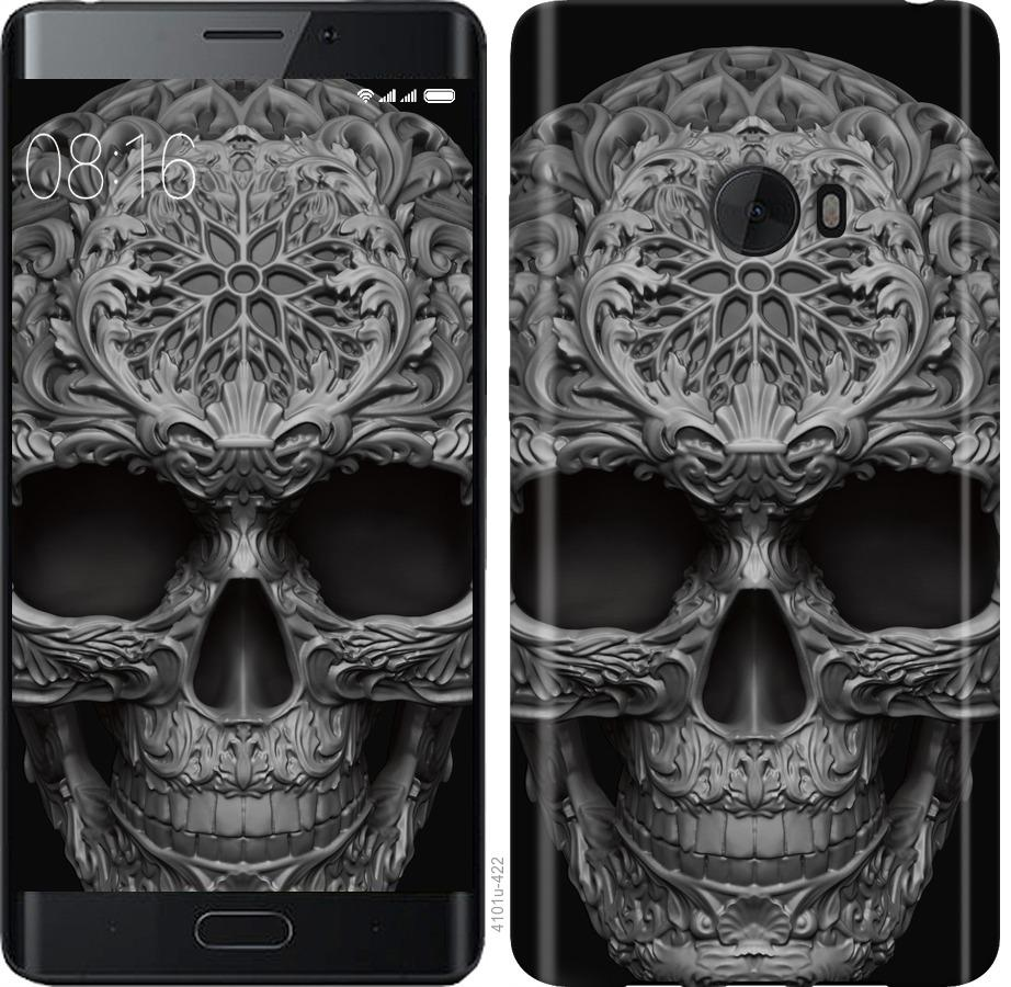 Чехол на Xiaomi Mi Note 2 skull-ornament