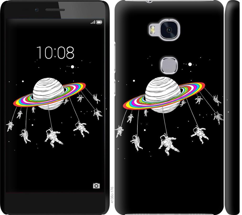 Чехол на Huawei Honor 5X Лунная карусель