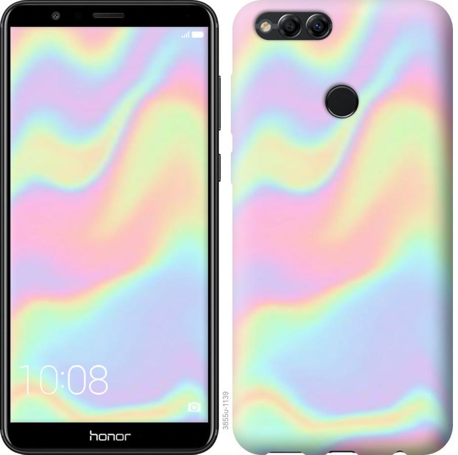 Чехол на Huawei Honor 7X пастель