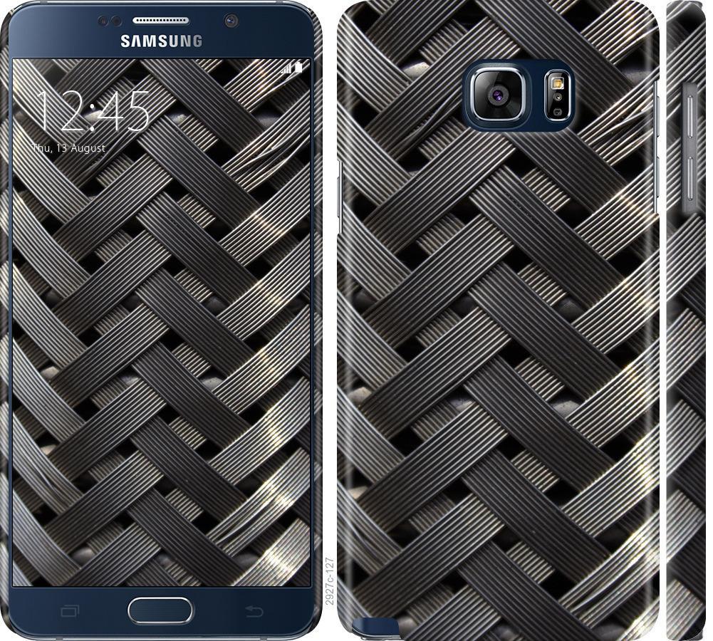 Чехол на Samsung Galaxy Note 5 N920C Металлические фоны