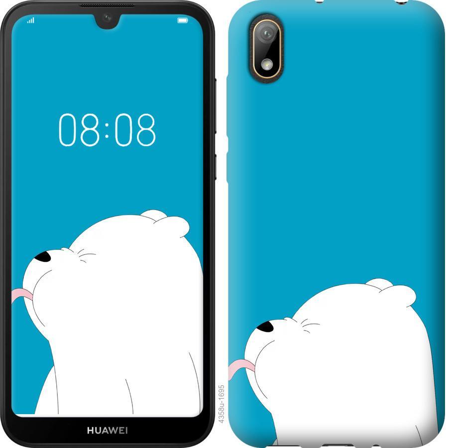 Чехол на Huawei Y5 2019 Мишка 1