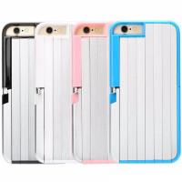Купить 2 в 1! Чехол и селфи-палка для Apple iPhone 6/6s plus (5.5 ) из алюминия и ABS пластика, Epik