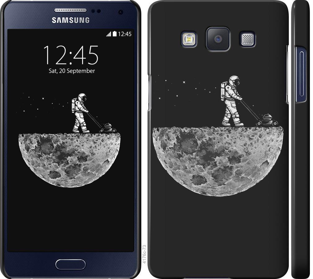 Чехол на Samsung Galaxy A5 A500H Moon in dark