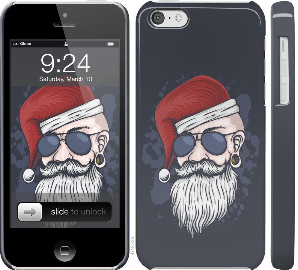 Чехол на iPhone 5c Christmas Man