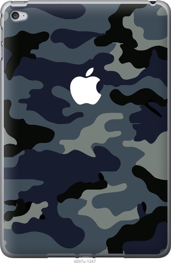 Чехол на iPad mini 4 Камуфляж 1