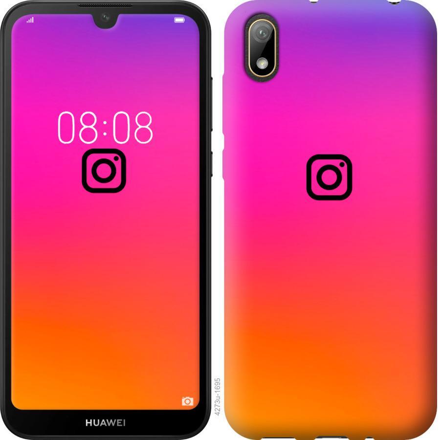 Чехол на Huawei Y5 2019 Instagram