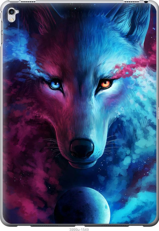 Чехол на iPad Pro 12.9 Арт-волк