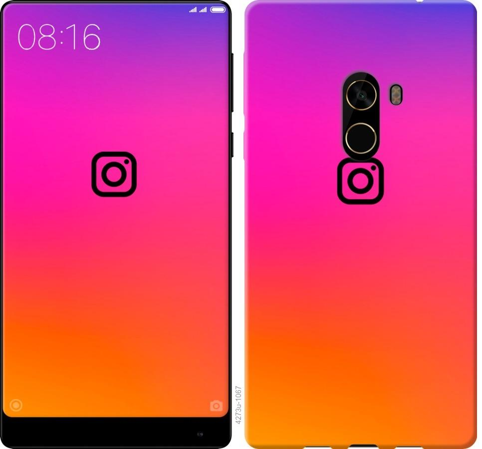 Чехол на Xiaomi Mi MiX 2 Instagram