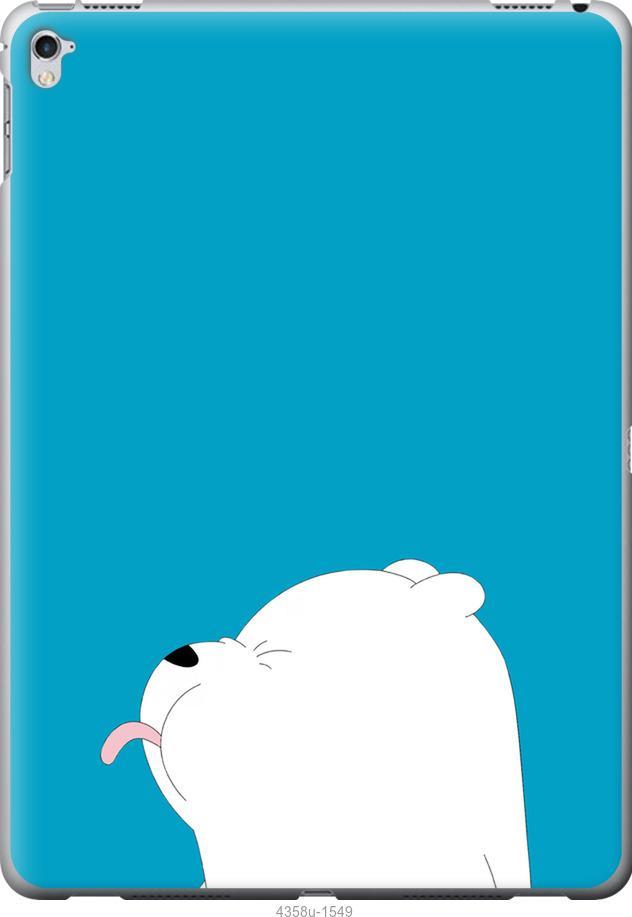 Чехол на iPad Pro 12.9 Мишка 1