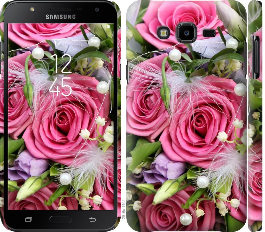 Чехол на Samsung Galaxy J7 Neo J701F Нежность