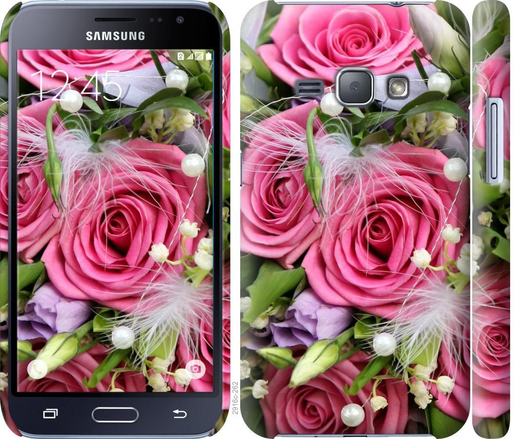 Чехол на Samsung Galaxy J1 (2016) Duos J120H Нежность