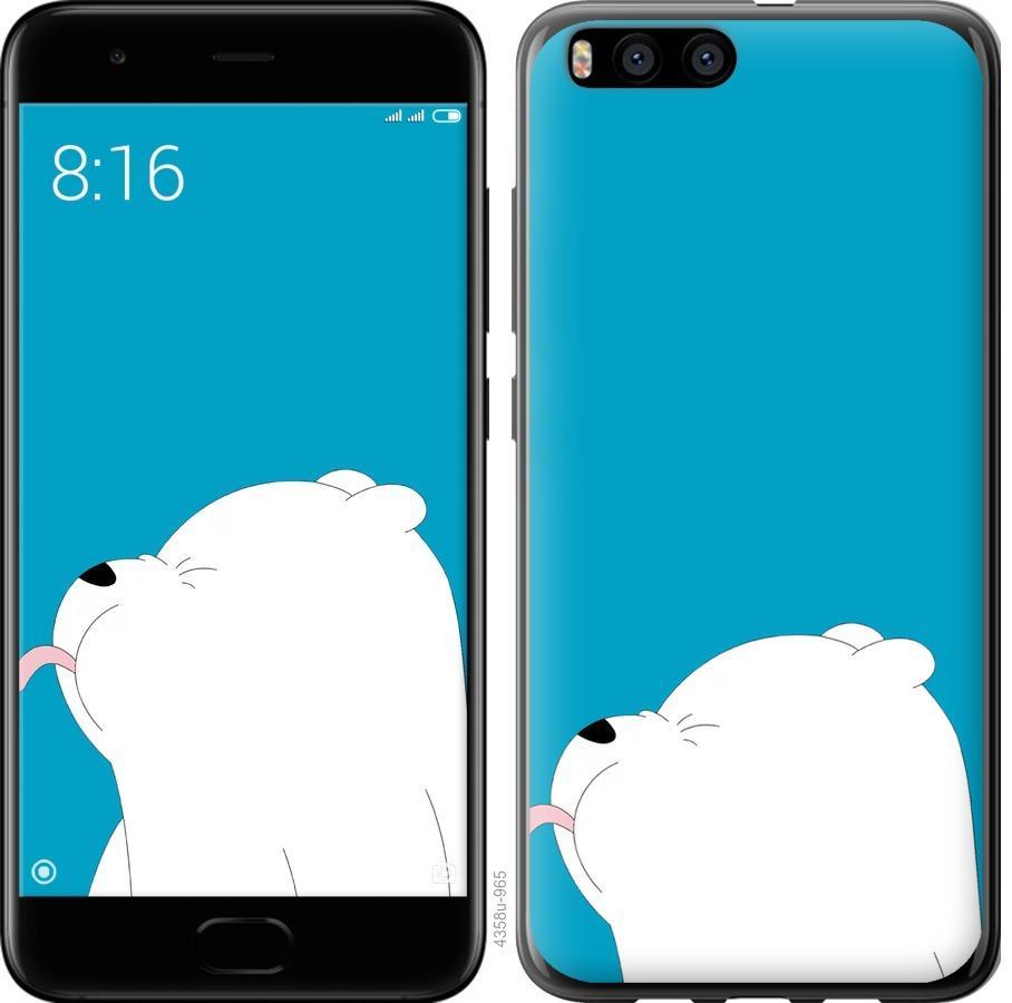 Чехол на Xiaomi Mi Note 3 Мишка 1