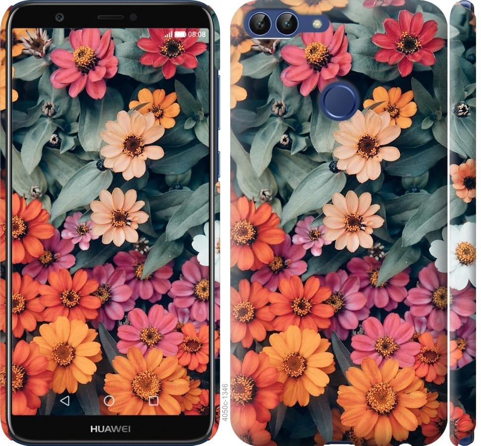 Чехол на Huawei P Smart Beauty flowers