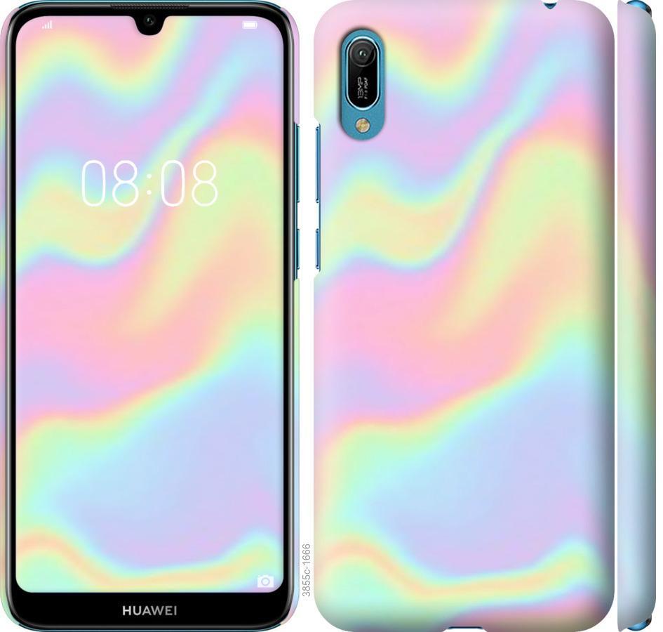 Чехол на Huawei Y6 2019 пастель