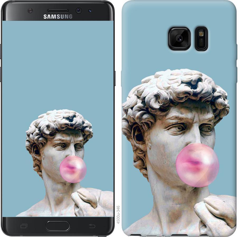 Чохол на Samsung Galaxy Note 7 Duos N930F Мікеланджело