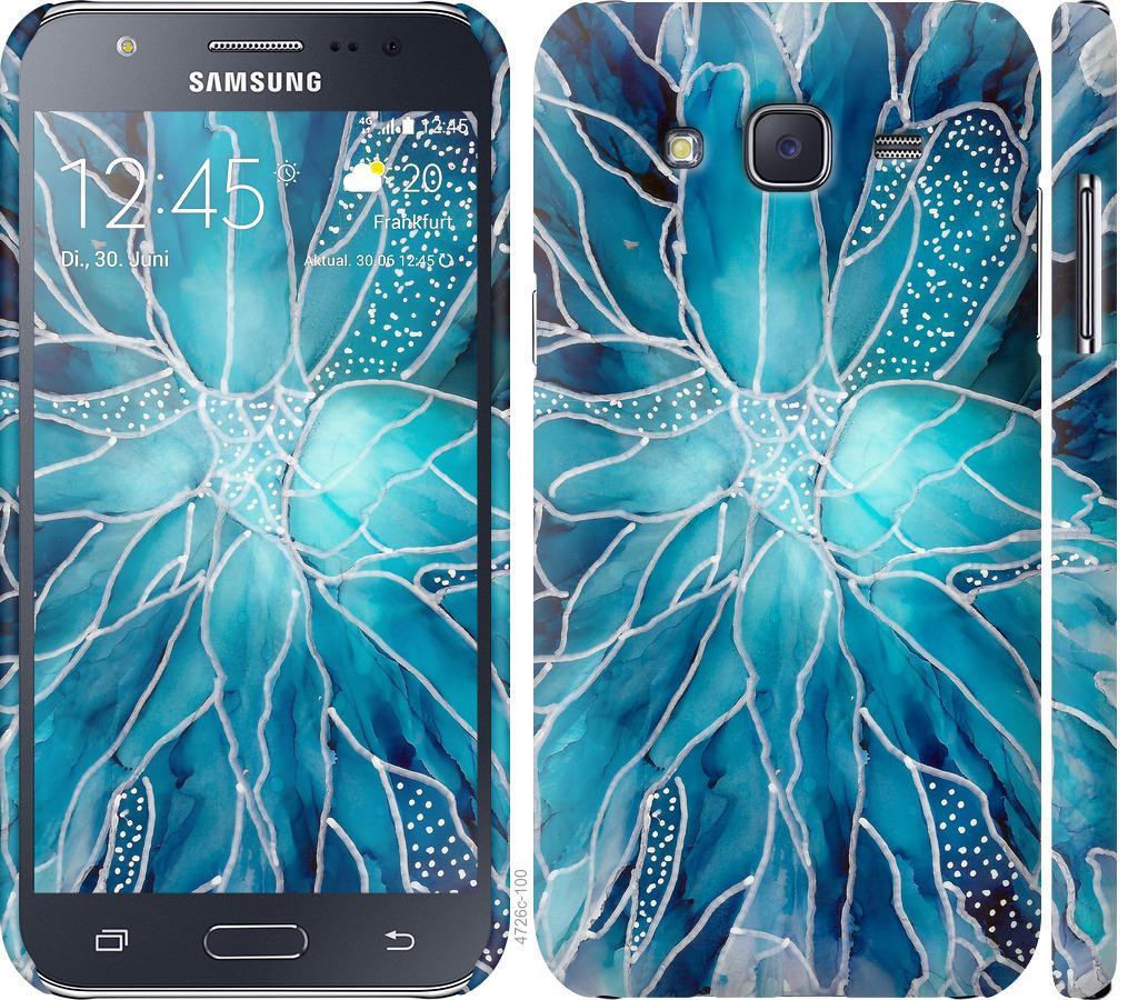 Чехол на Samsung Galaxy J5 (2015) J500H чернило