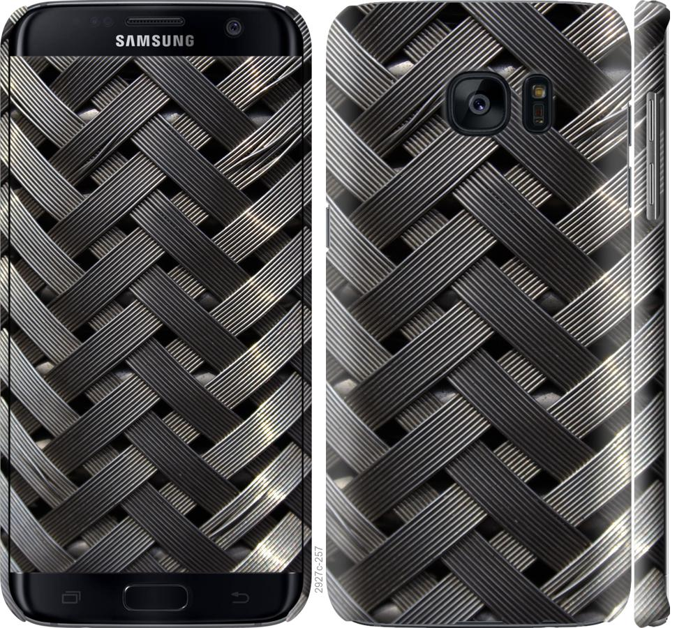 Чехол на Samsung Galaxy S7 Edge G935F Металлические фоны