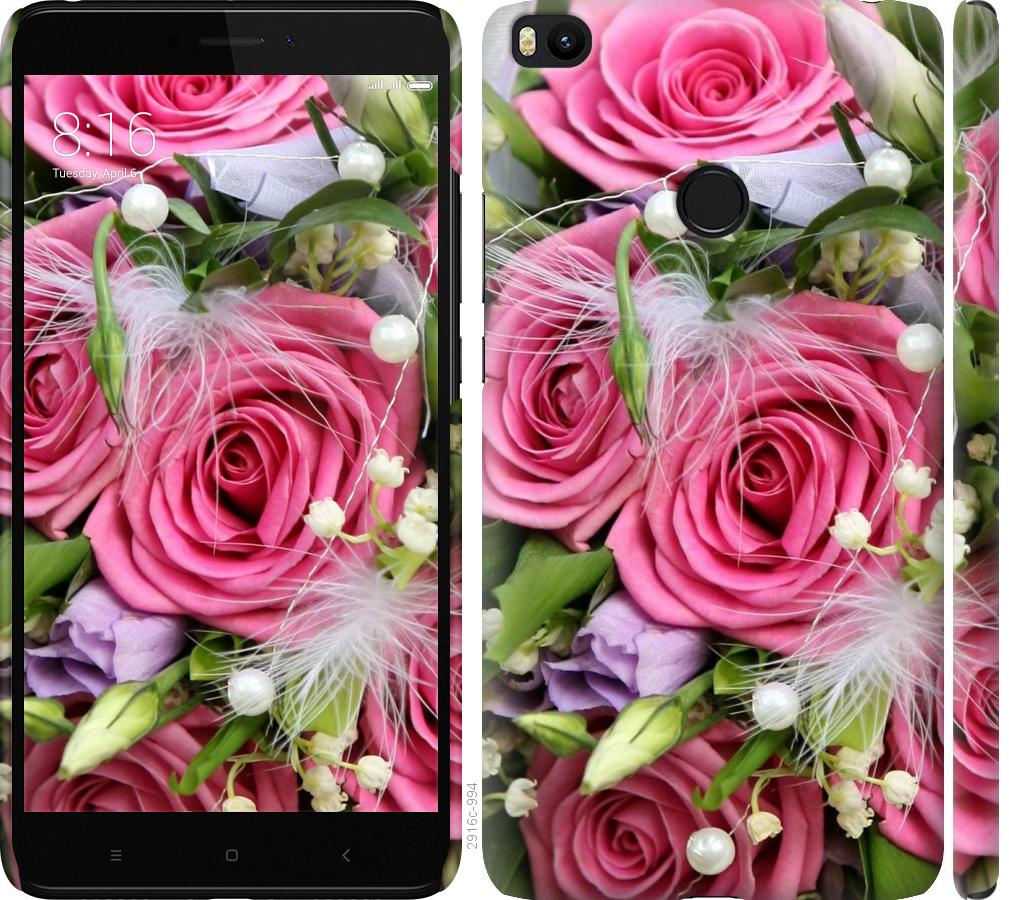 Чехол на Xiaomi Mi Max 2 Нежность