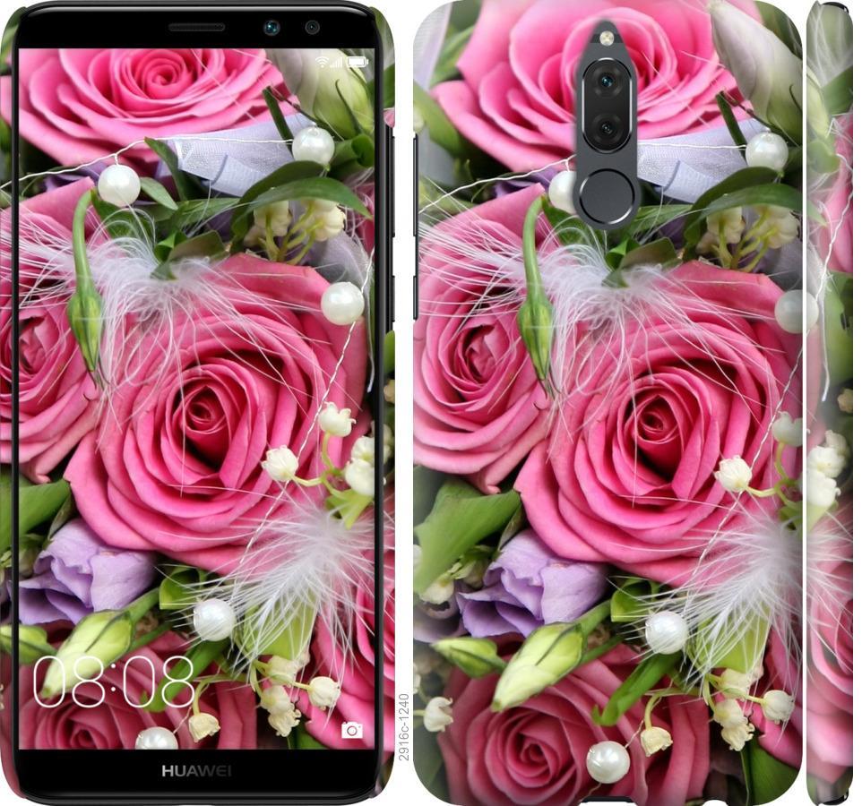 Чехол на Huawei Honor 9i Нежность