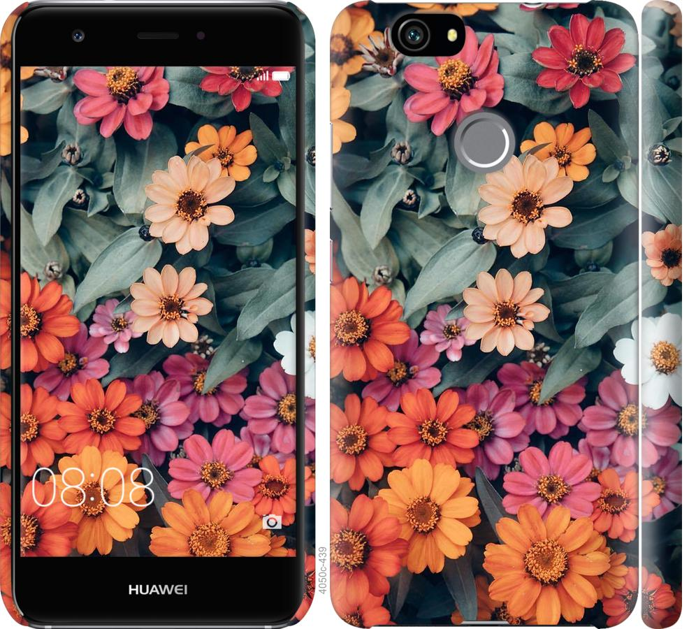 Чехол на Huawei Nova Beauty flowers