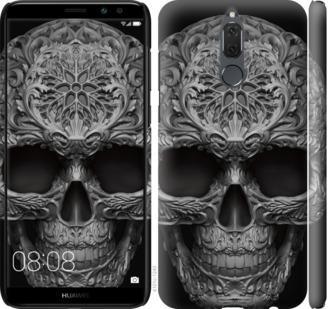 Чехол на Huawei Mate 10 Lite skull-ornament