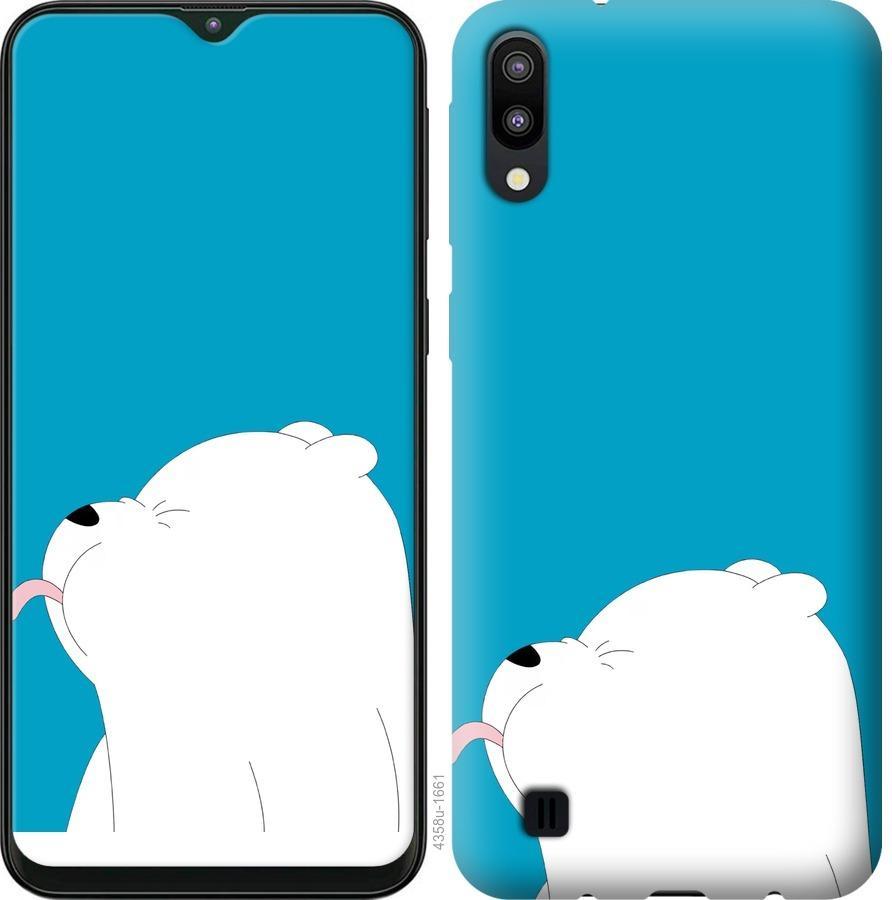 Чехол на Samsung Galaxy A2 Core A260F Мишка 1