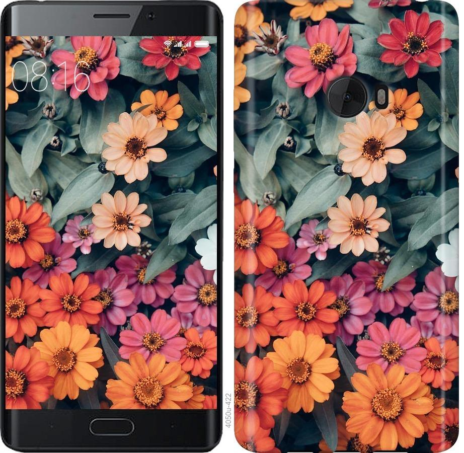 Чехол на Xiaomi Mi Note 2 Beauty flowers