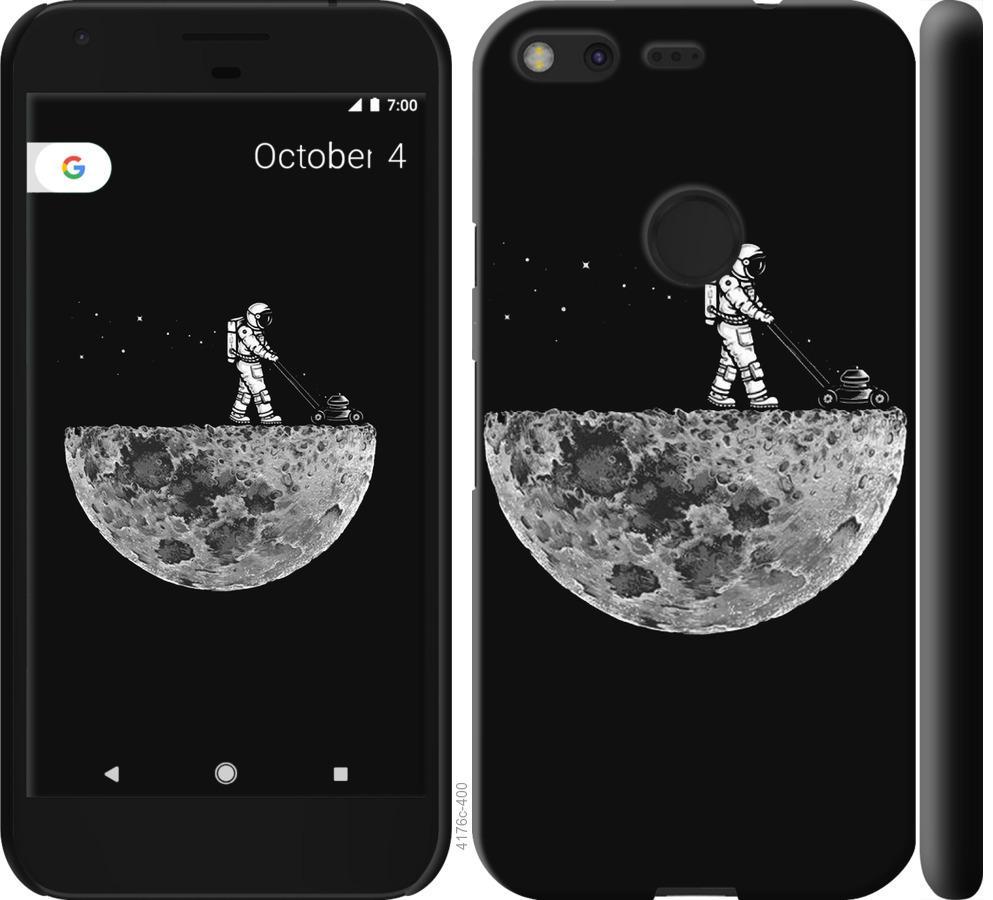 Чехол на Google Pixel Moon in dark