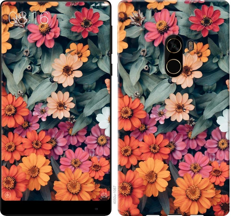 Чехол на Xiaomi Mi MiX 2 Beauty flowers