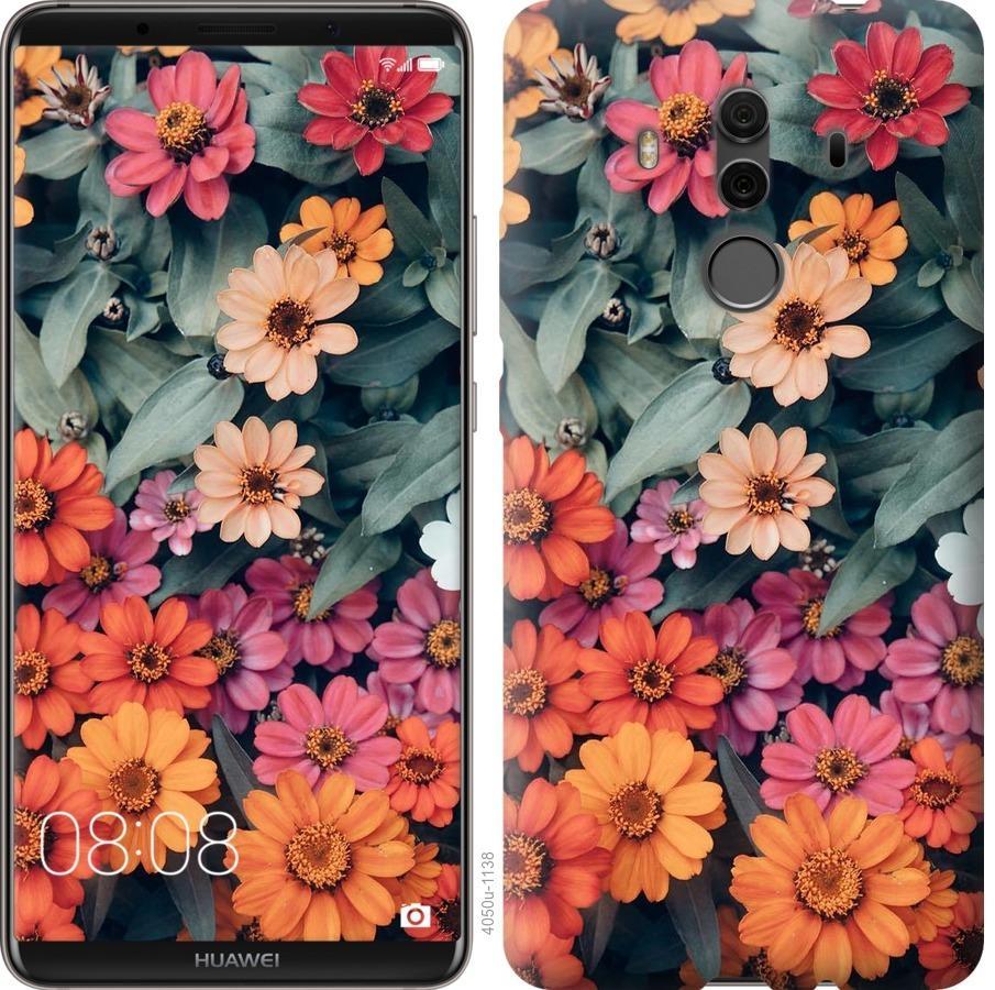 Чехол на Huawei Mate 10 Pro Beauty flowers