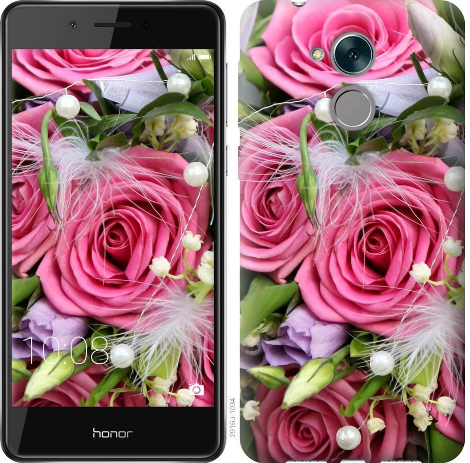 Чехол на Huawei Enjoy 6s Нежность