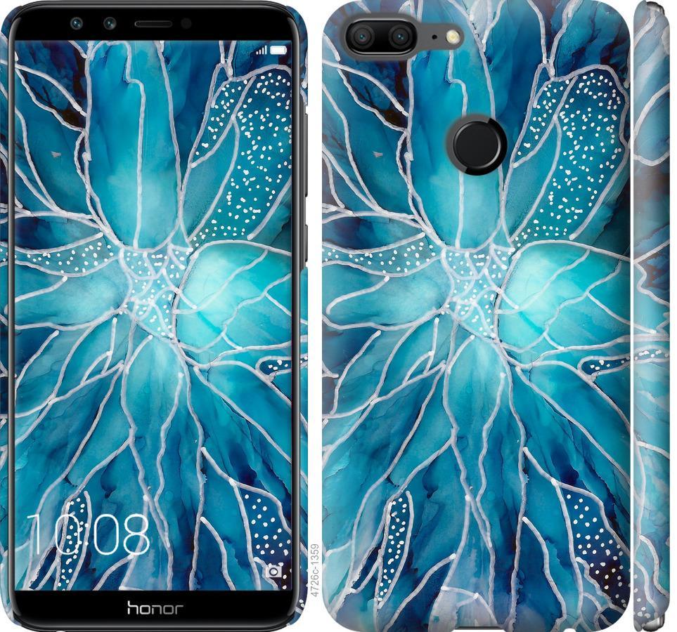 Чехол на Huawei Honor 9 Lite чернило