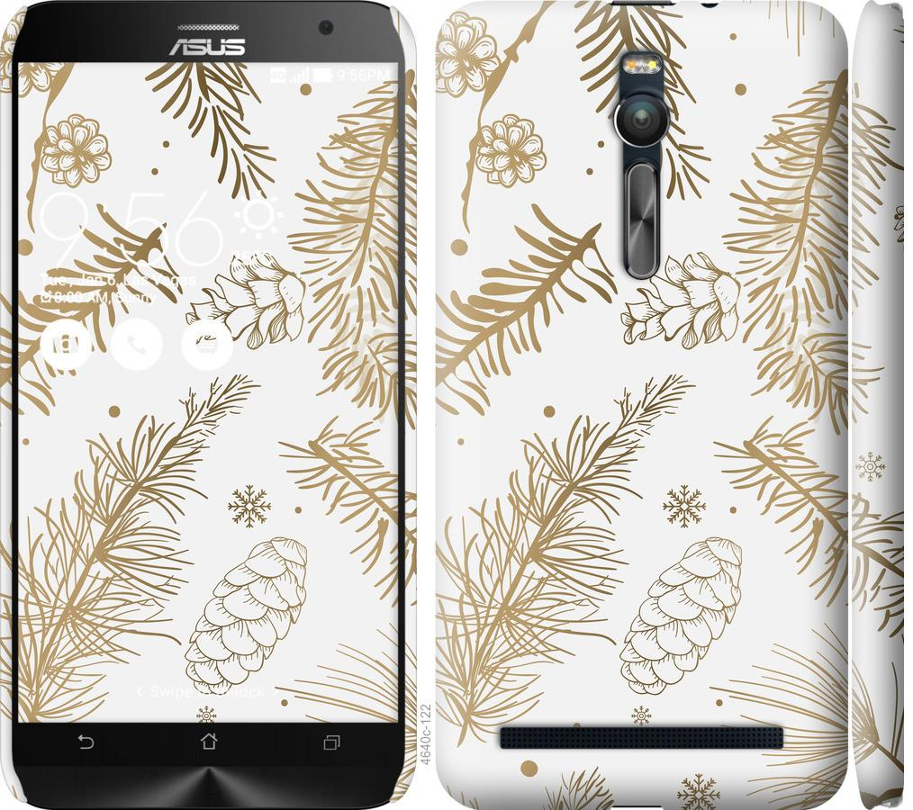 Чехол на Asus Zenfone 2 ZE551ML Зимний