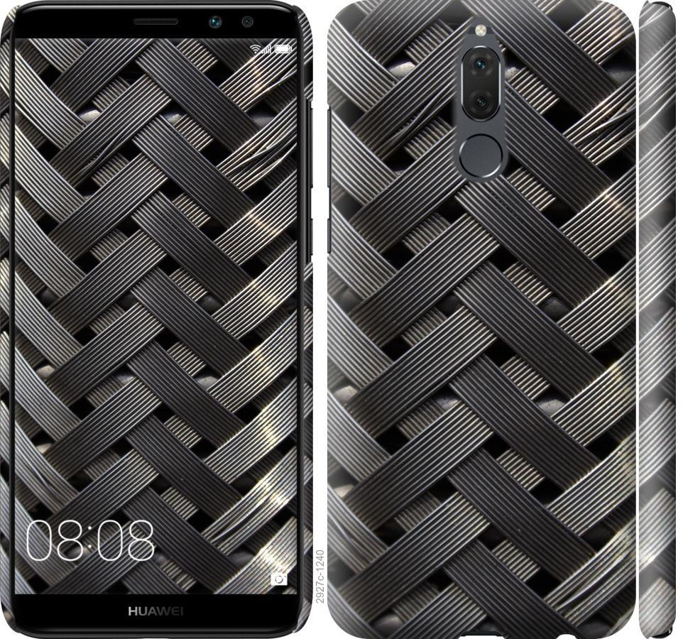 Чехол на Huawei Honor 9i Металлические фоны