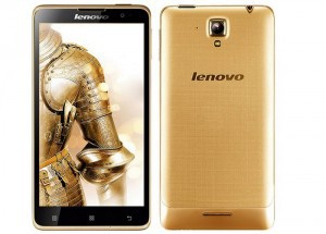 Lenovo S8/S898T (Golden Warrior)
