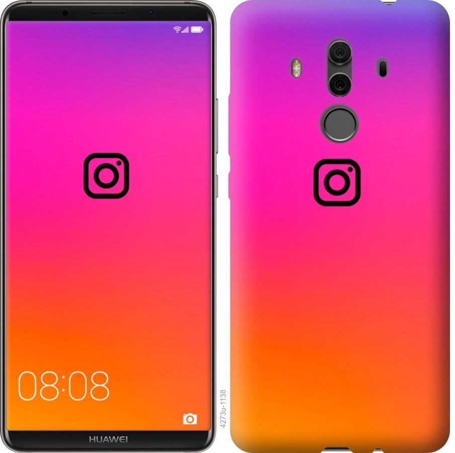 Чехол на Huawei Mate 10 Pro Instagram