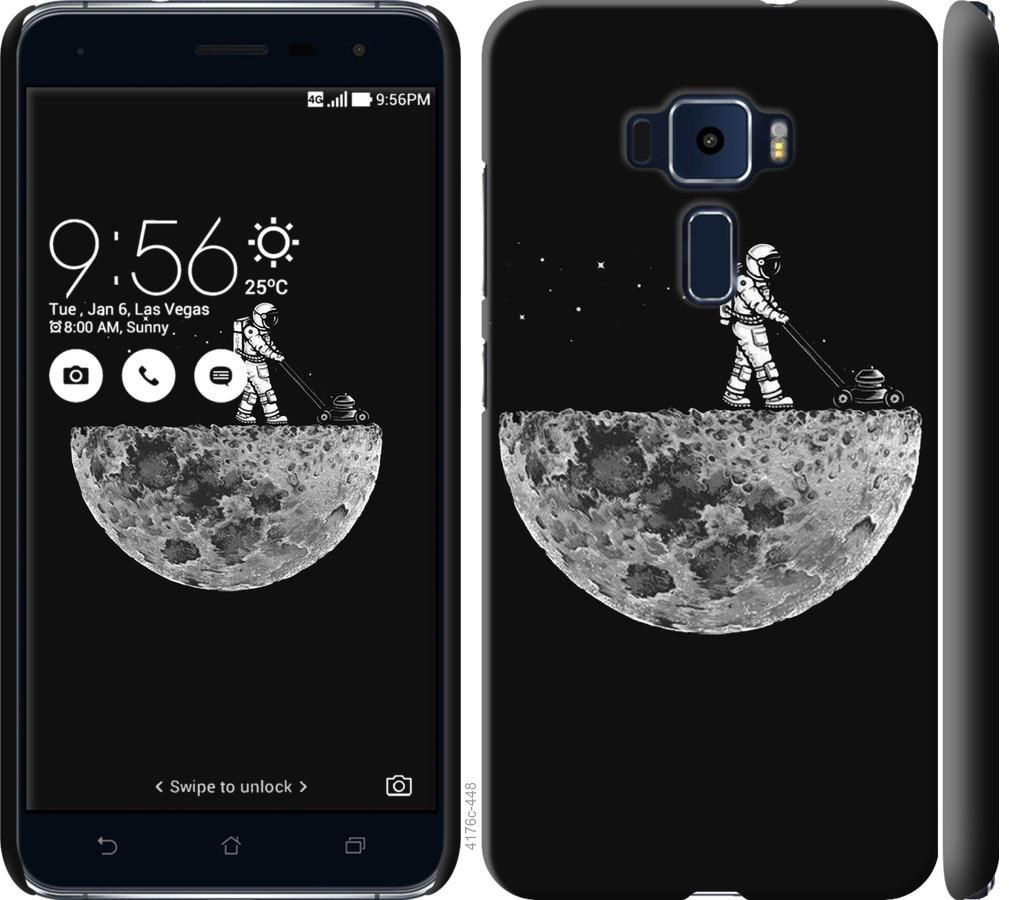 Чехол на Asus Zenfone 3 ZE552KL Moon in dark