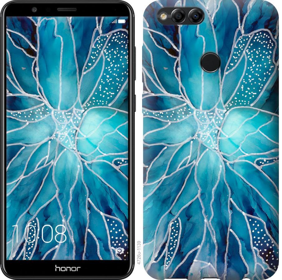 Чехол на Huawei Honor 7X чернило