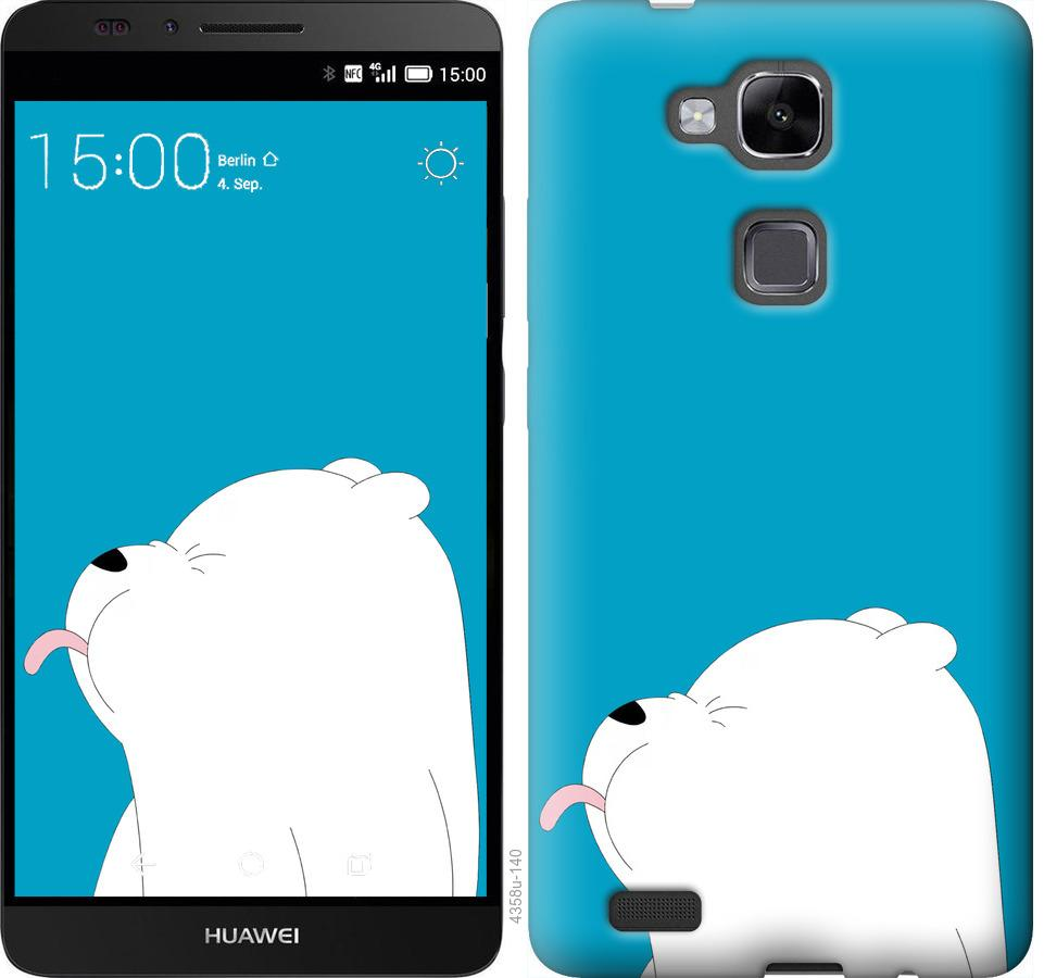 Чехол на Huawei Ascend Mate 7 Мишка 1