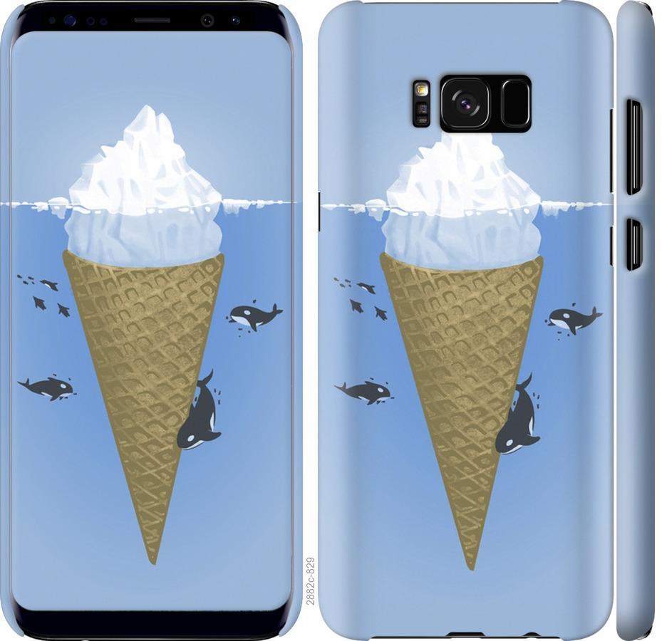 Чехол на Samsung Galaxy S8 Мороженое Айсберг