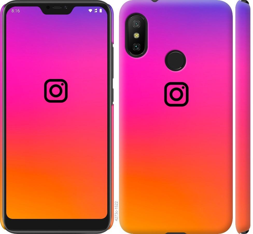 Чехол на Xiaomi Mi A2 Lite Instagram