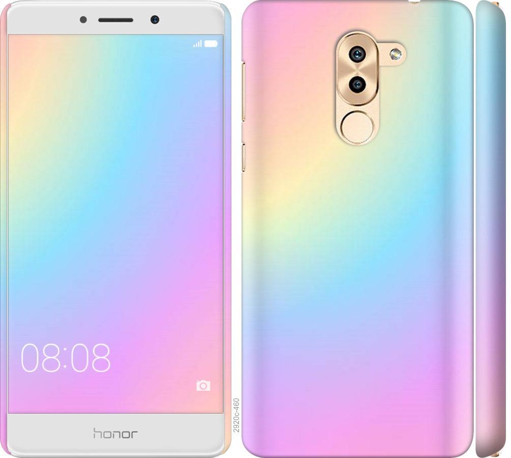 Чохол на Huawei GR5 2017 Веселка 2