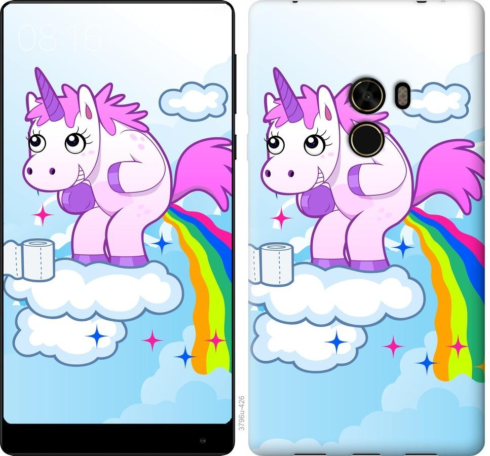 Чехол на Xiaomi Mi MiX Единорожка
