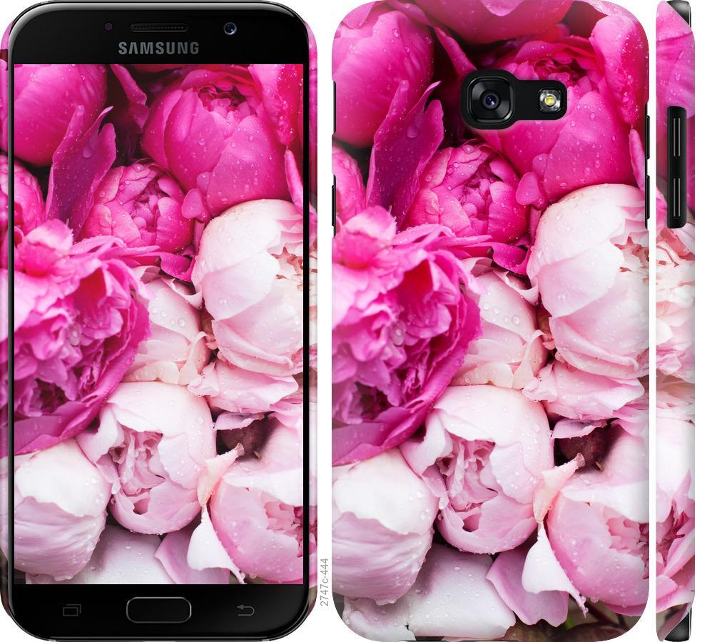 Чохол на Samsung Galaxy A5 (2017) Рожеві півонії