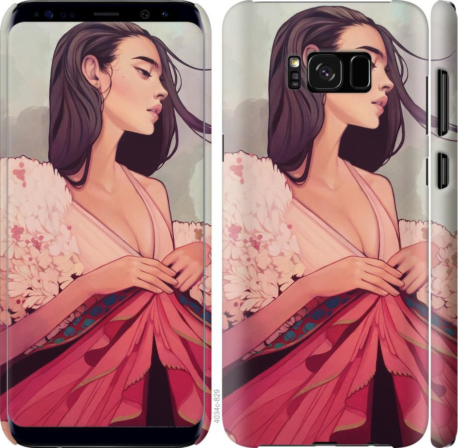 Чехол на Samsung Galaxy S8 Kelsey Beckett