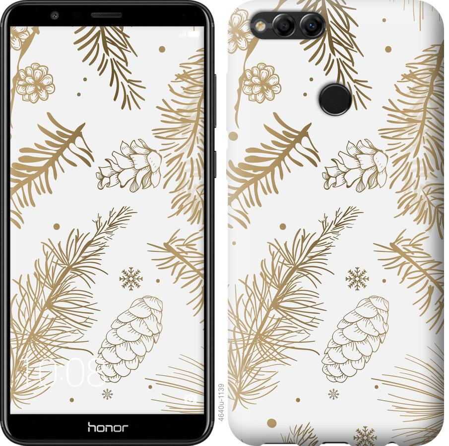 Чехол на Huawei Honor 7X Зимний