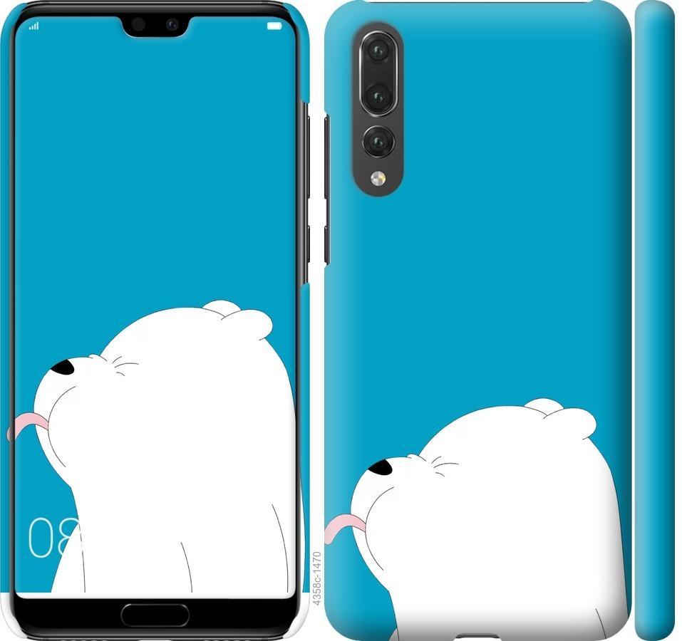 Чехол на Huawei P20 Pro Мишка 1