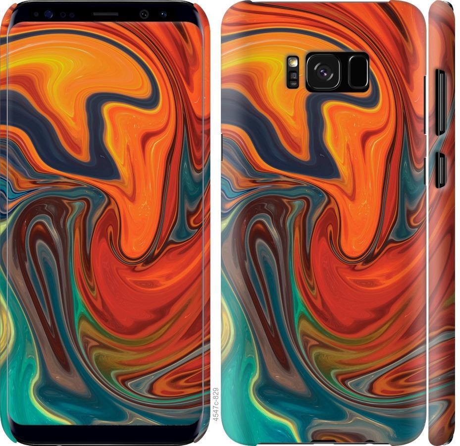 Чехол на Samsung Galaxy S8 Абстрактный фон
